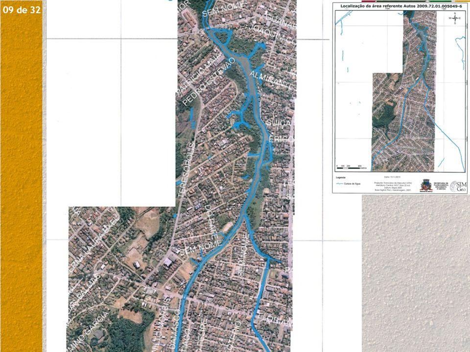 Dano ambiental em rios Valor total aproximado 30 de 32
