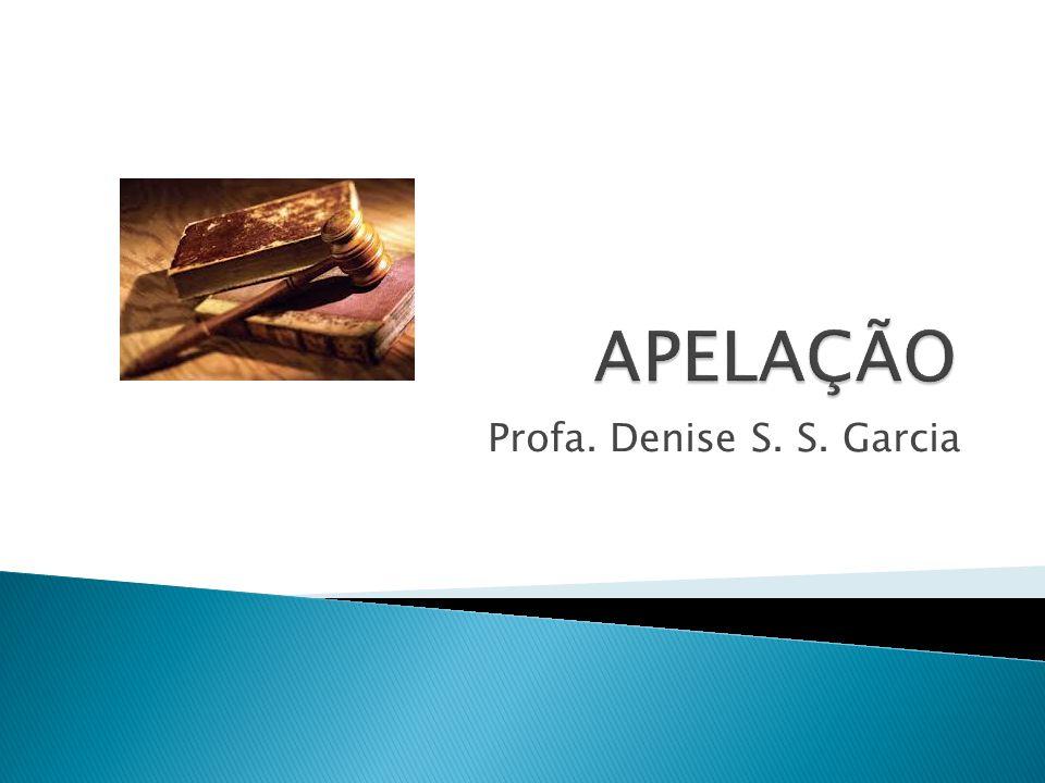 Profa. Denise S. S. Garcia