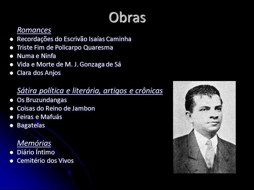 Monteiro Lobato (1882-1948) Formou-se em Direito; Formou-se em Direito; Fundou Cia.