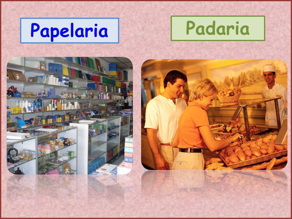 Papelaria Padaria