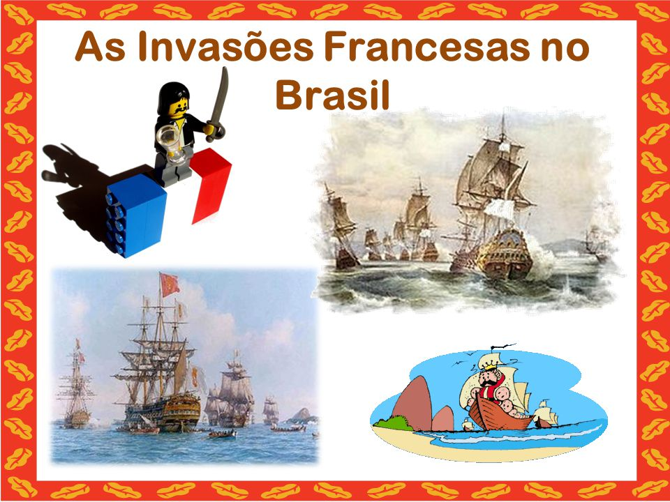 A Origem No século 16, quando teve início a sua expansão marítima, a França vivia um período de relativo equilíbrio político, depois de uma fase marcada por lutas internas no plano religioso e social.