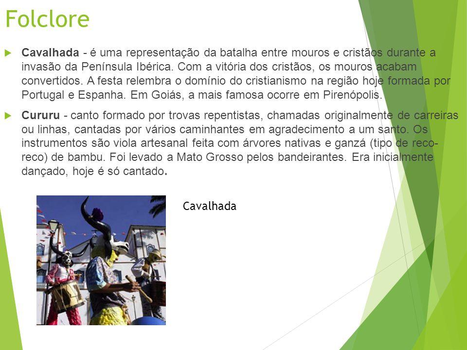 Em Goiás, a culinária é bem variada, caseira, e possui traços da cozinha mineira. Saiba quais são os pratos típicos da culinária goiana: Empada Goiana