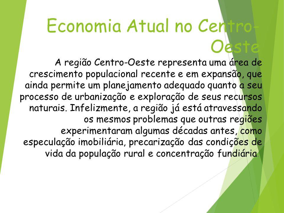 Turismo no Centro-Oeste O turismo vem se desenvolvendo rapidamente na região Centro-Oeste do Brasil, atraindo visitantes de várias partes do mundo. A