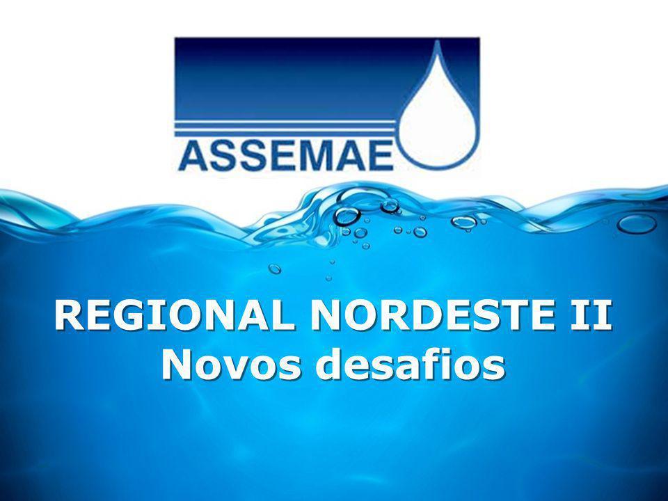 REGIONAL NORDESTE II Novos desafios REGIONAL NORDESTE II Novos desafios