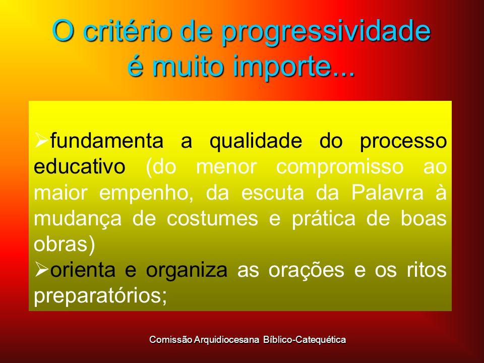 O critério de progressividade é muito importe...