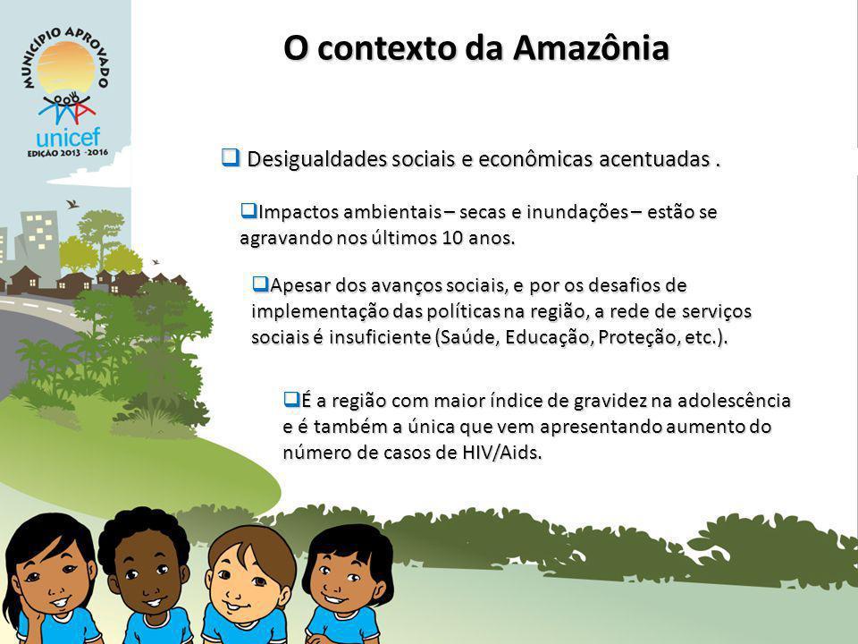 A entrega do Selo - 2016 Os municípios aprovados recebem um troféu, um certificado e a autorização para utilizar a logomarca do Selo UNICEF Município Aprovado.