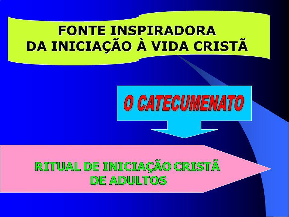FONTE INSPIRADORA DA INICIAÇÃO À VIDA CRISTÃ