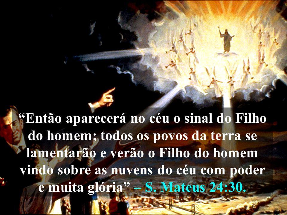 É à meia-noite que Deus manifesta o Seu poder para o livramento de Seu povo. O Sol aparece resplandecendo em sua força. Sinais e maravilhas se seguem