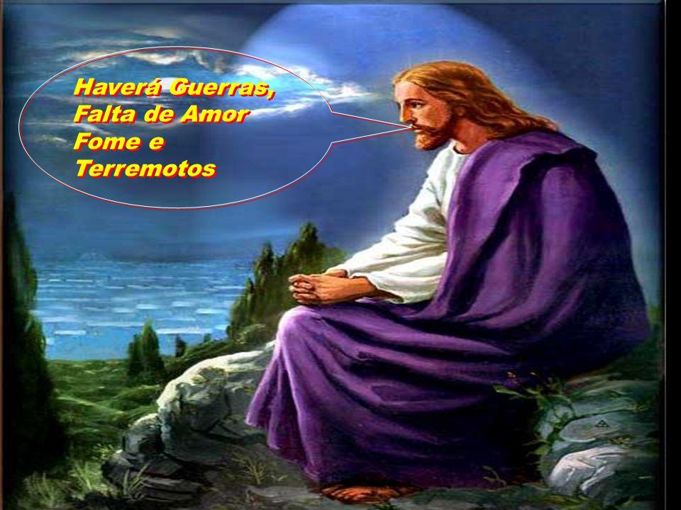 Após os mil anos, Satanás será solto da sua prisão, marcharão pela superfície da terra e sitiarão o acampamento dos santos e a cidade querida, desceu porém fogo do céu e os consumiu.