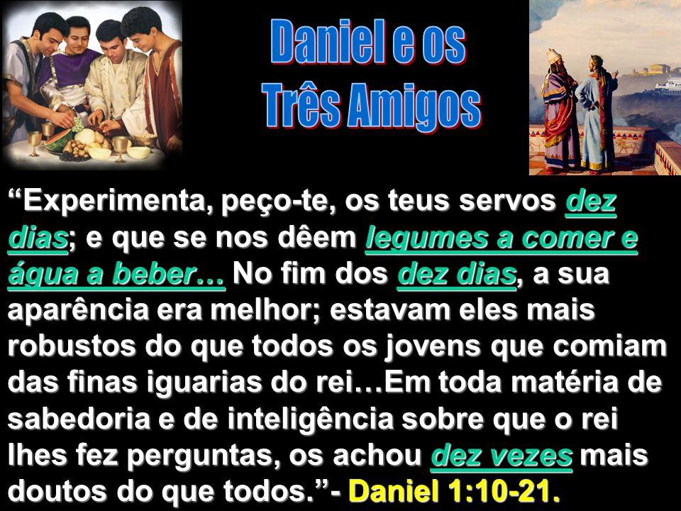 Quando Daniel solicitou um cardápio diferente, ele usou a palavra vegetais (Zeroim), que é a mesma palavra que encontramos em Gênesis 1:29 Eis que vos tenho dado todas as ervas que dão semente