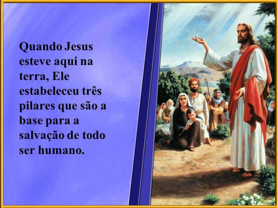 1ª Coluna - Seu Nascimento Malaquias 4:2 Aqui o profeta afirma que nasceria o Sol da Justiça, trazendo salvação debaixo de Suas asas.