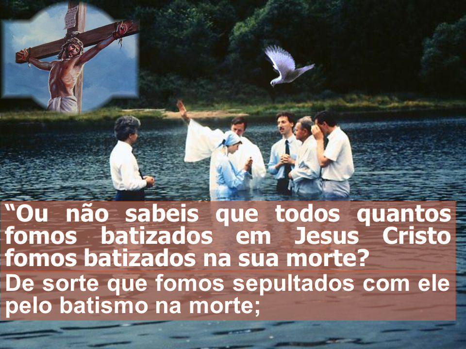 - João 3:3-5 Jesus respondeu, e disse-lhe: Na verdade, na verdade te digo que aquele que não nascer de novo, não pode ver o reino de Deus. Disse-lhe N