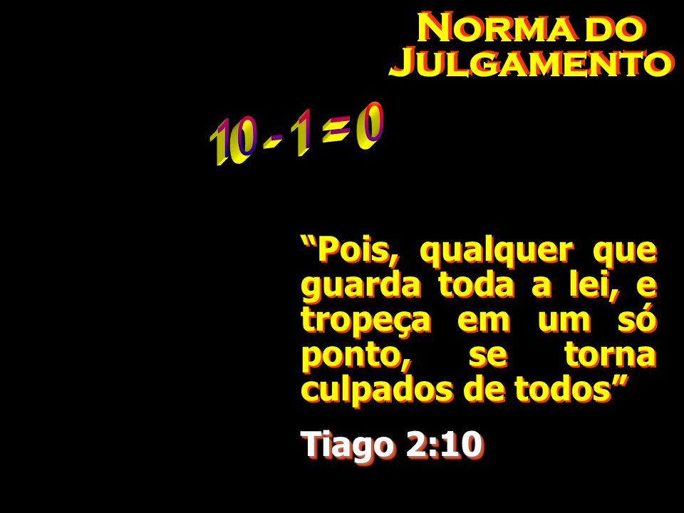 ...Mas eu, não teria conhecido o pecado, senão por intermédio da lei;...Porque o pecado é a transgressão da lei. Rom 7:7; I João 3:4....Mas eu, não te