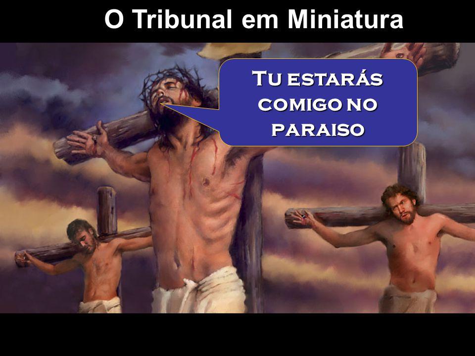 Aquele que não conheceu pecado, Ele fez pecado por nós, para que por meio Dele, nos tornássemos a Justiça de Deus- II Cor 5:21.