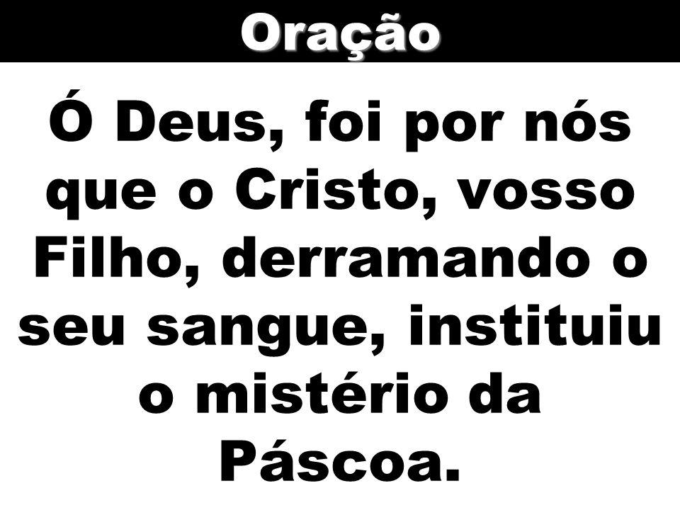 Pilatos respondeu: Levai-o vós mesmos para o crucificar, pois eu não encontro nele crime algum.