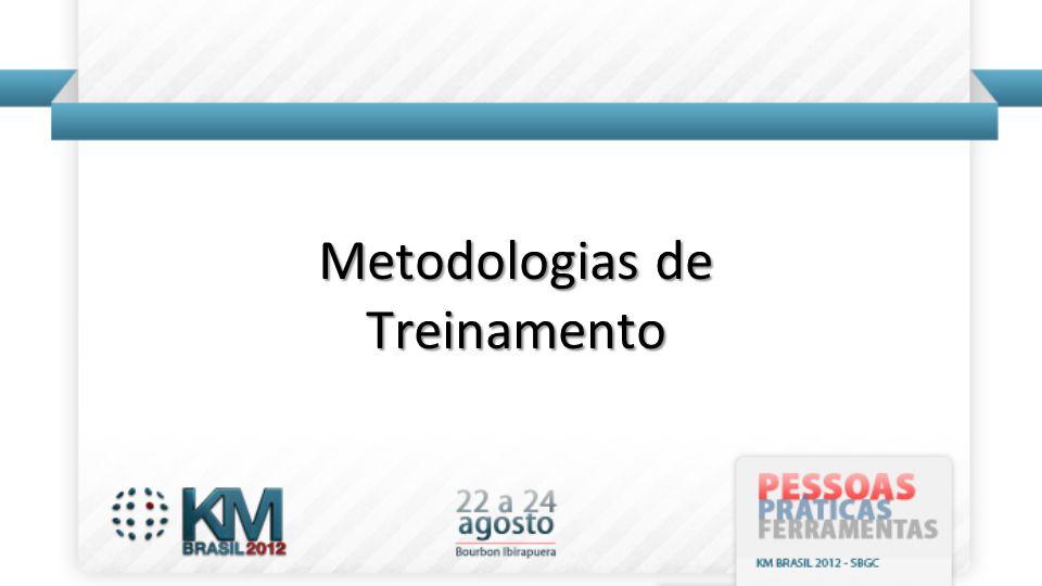 Metodologias de Treinamento