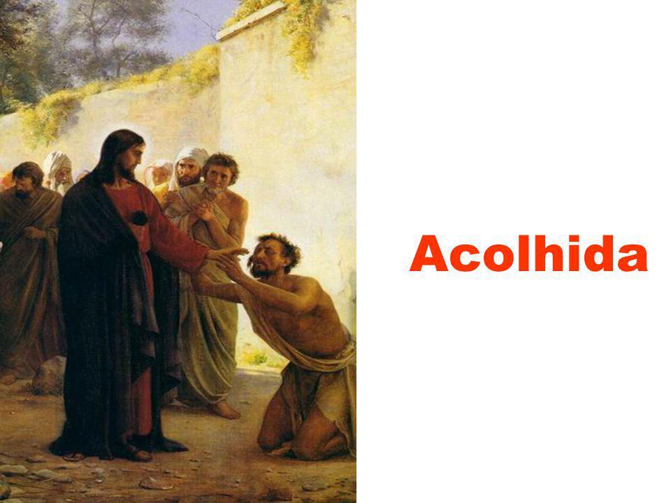 Bendito seja Deus, que nos reuniu no amor de Cristo!Todos