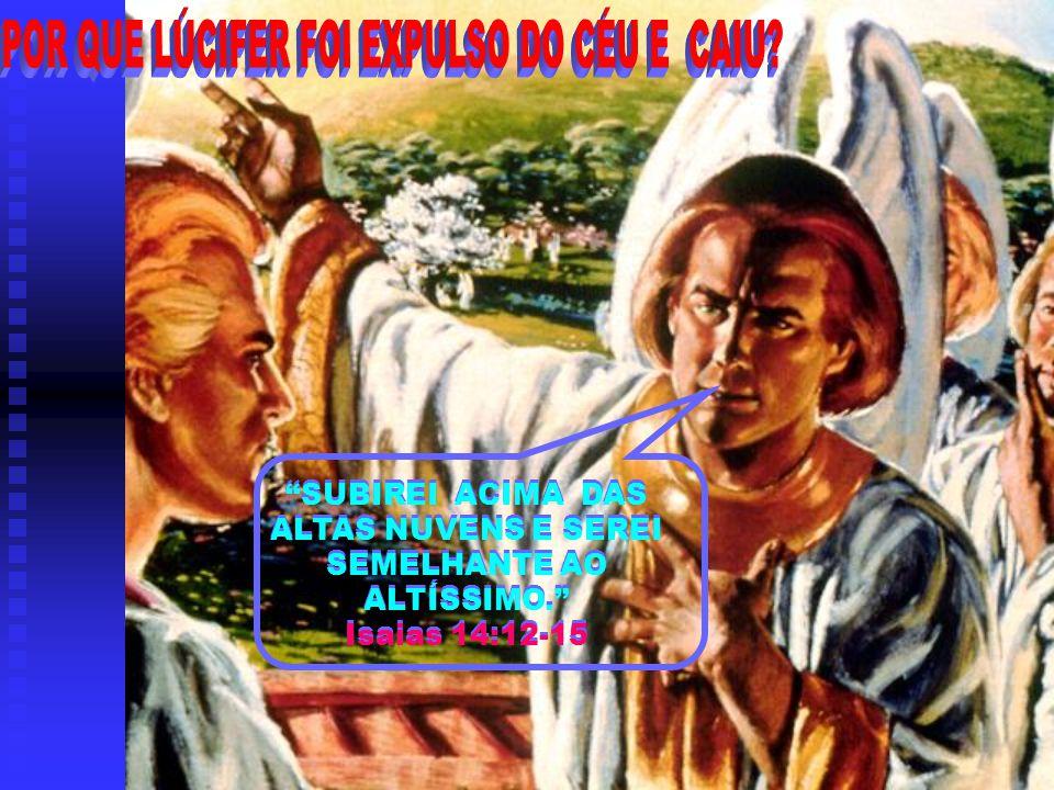 Tu eras querubim da guarda ungido... perfeito eras no teu caminho... Ezequiel 28 12:18 CARGO