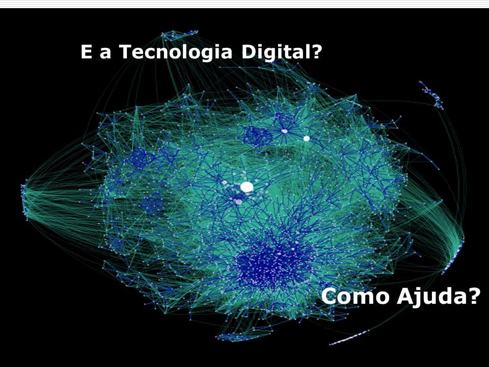 Situação Atual no Mundo e no Brasil E a Tecnologia Digital? Como Ajuda?