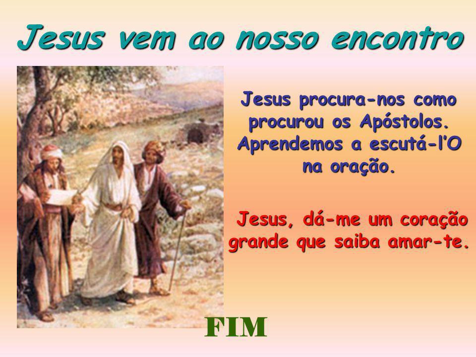 Jesus espera-nos no Céu Jesus enviou os seus discípulos a pregar o Evangelho em Seu nome por todo o mundo.
