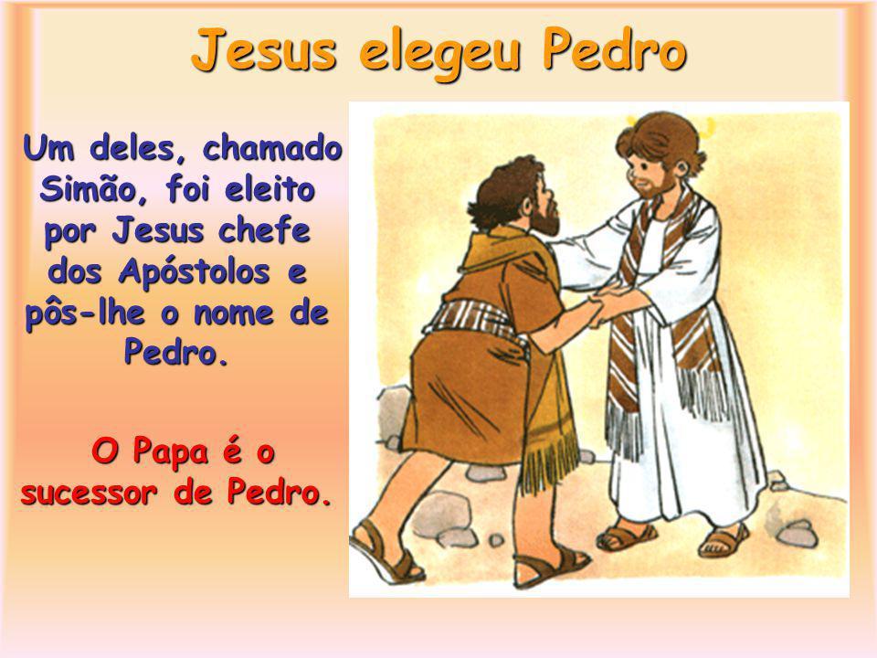 Jesus ensinava Depois foi-lhes ensinando o Evangelho com muito carinho e paciência.