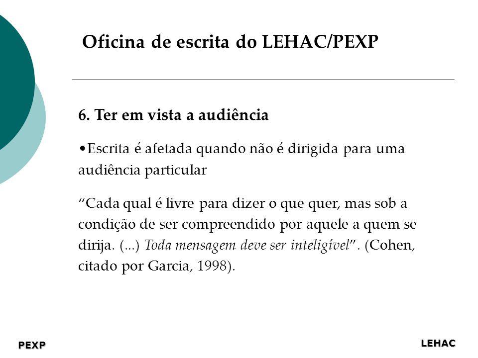 LEHAC PEXP 6.