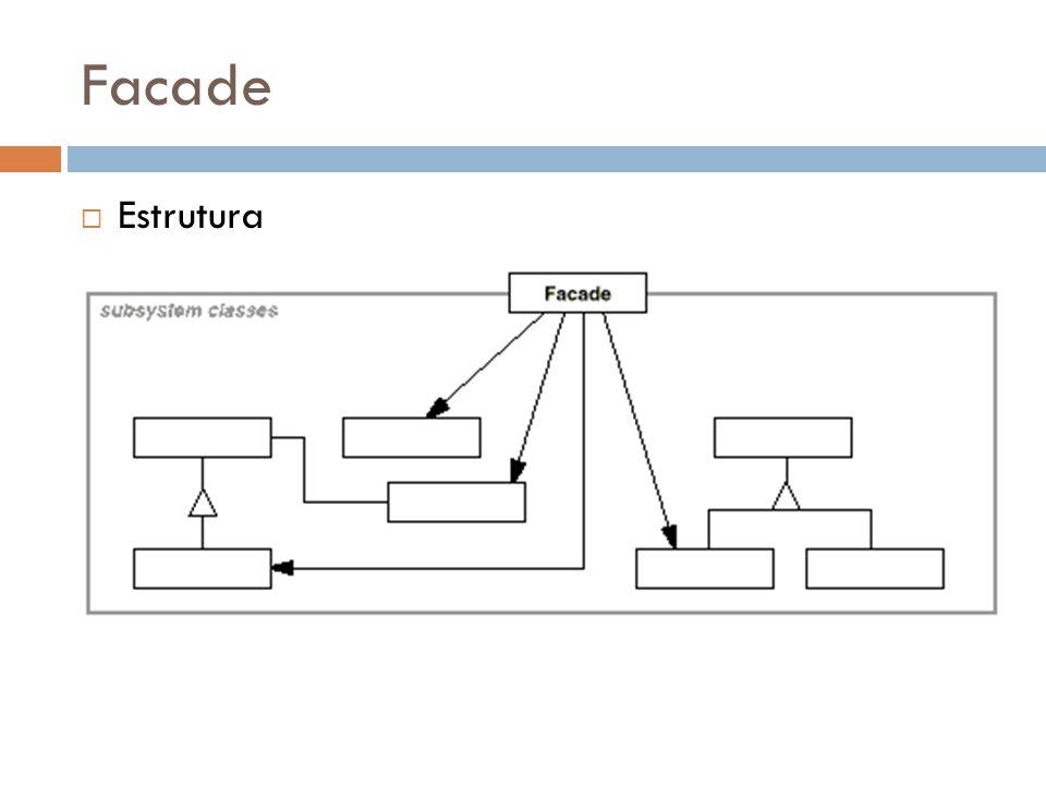 Facade Estrutura