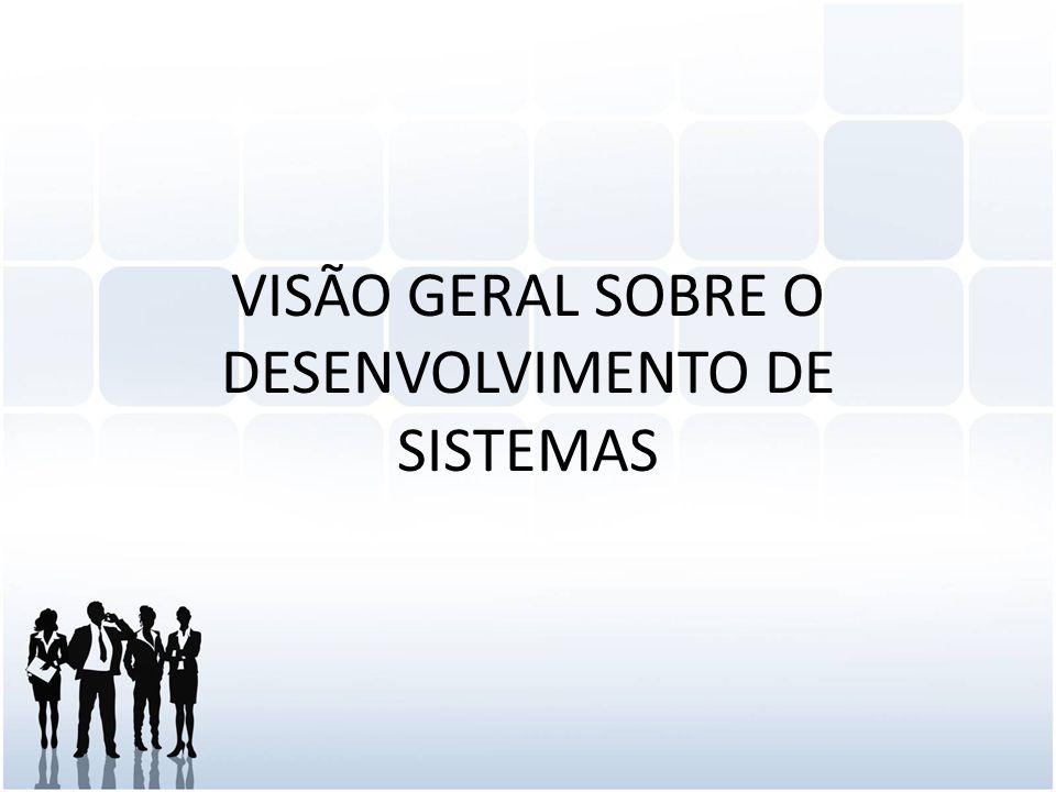 Participantes no desenvolvimento de sistemas Projetos Equipe