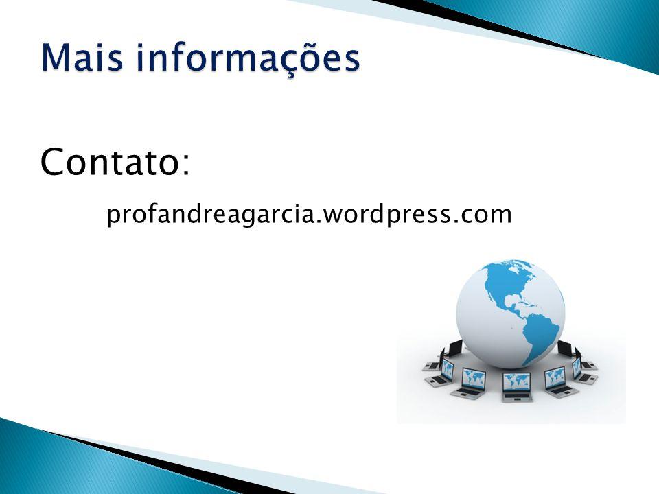 Contato: profandreagarcia.wordpress.com
