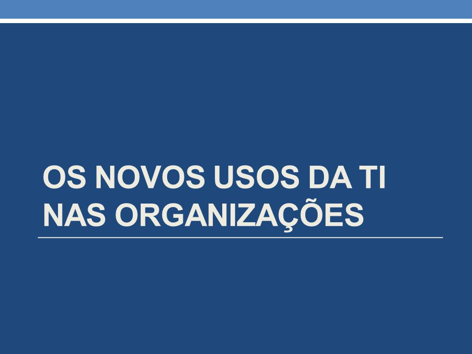 Tomada de decisão e sistemas de informação Uma das principais contribuições dos sistemas de informação é a melhoria da tomada de decisão, seja para indivíduos ou grupos.