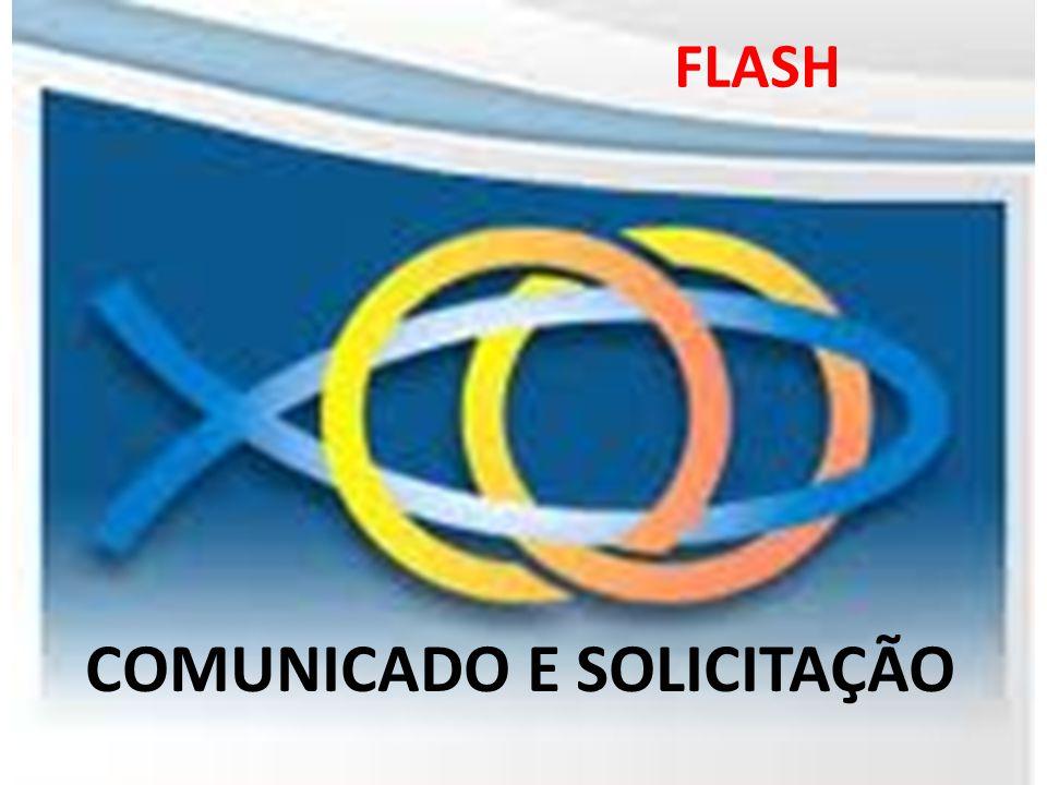 COMUNICADO PROJETO TEOLOGIA DA SEXUALIDADE (2013 A 2018)