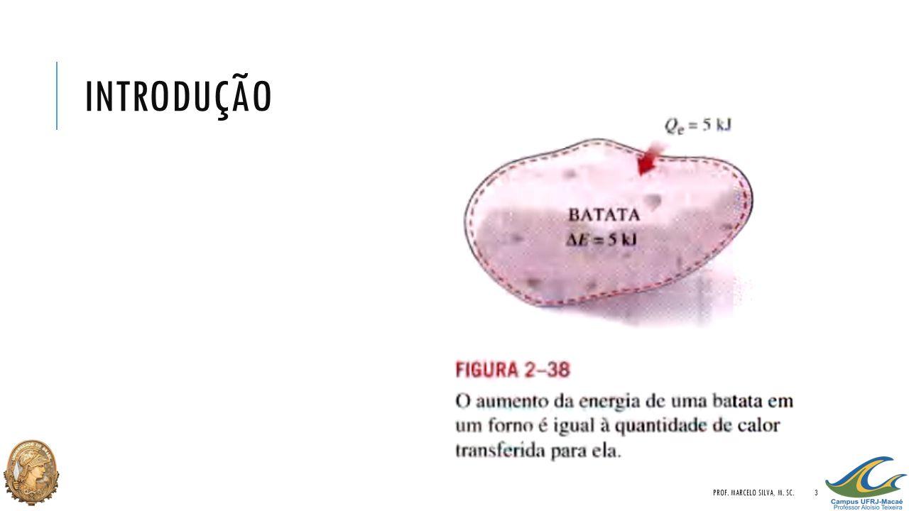 INTRODUÇÃO PROF. MARCELO SILVA, M. SC.3