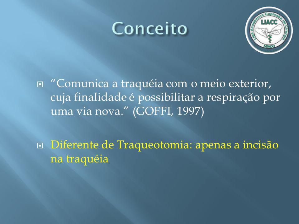 Traqueostomia Toracostomia em selo dagua Interconsulta médica Toracocentese Biópsia pleural Técnicas cirúrgicas em cadáver (paracentese, toracocentese,pericardiocentese, punção de subclávia) Dissecção tórax (cadáver)