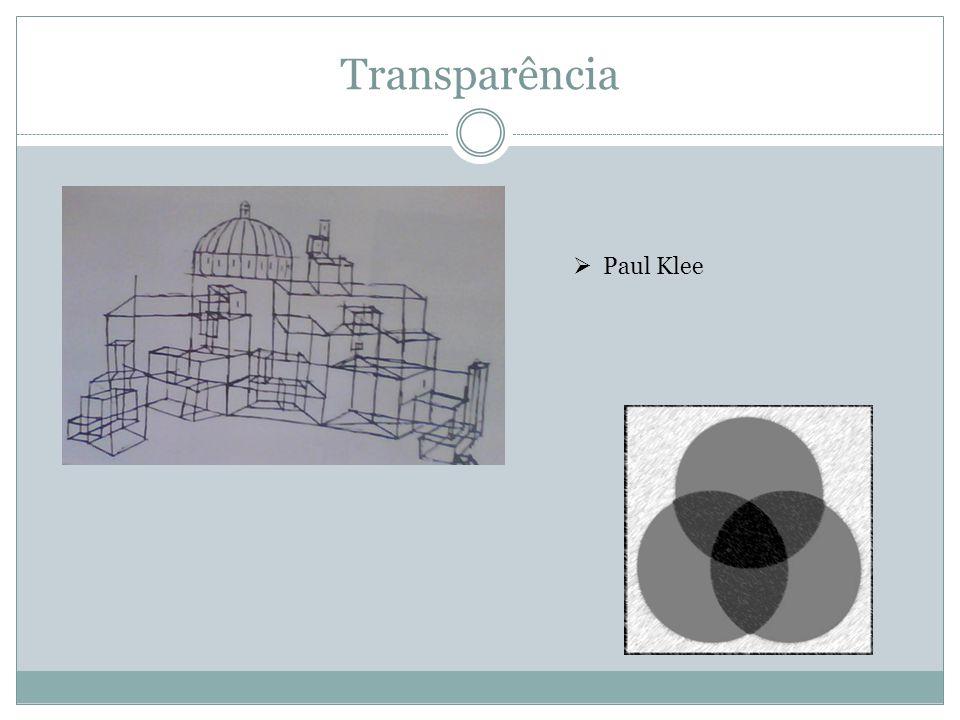 Transparência Paul Klee