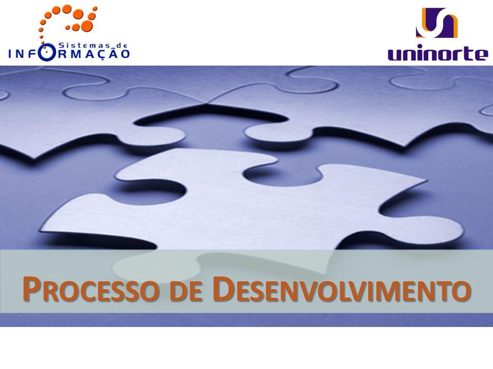 P ROCESSO DE D ESENVOLVIMENTO Ago/2010