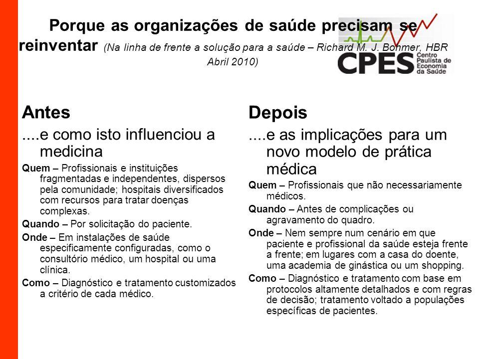 Empresas criam novo mercado para médicos gestores (Valor Econômico) Segundo Laís Passarelli (headhunter), a dificuldade para encontrar no mercado profissionais que reúnam conhecimentos médicos e de gestão ainda é grande.