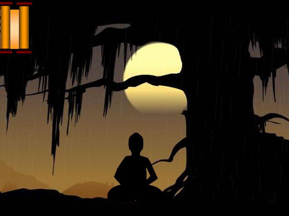 Ele percebeu que estava muito próximo de atingir a plena iluminação e andou até Bodhi Gaya. Ali, num dia de lua cheia do quarto mês do calendário luna