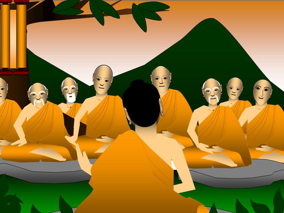 Entre os discípulos do Buda, havia dez discípulos que se destacaram pela capacidade, e que se dedicaram a propagação dos ensinos do seu mestre. Sakyam