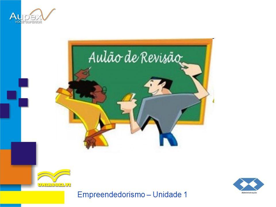 3 Conceito de Empreendedorismo 3.3 Incubadoras e o Empreendedorismo (Estamos na página 4 da apostila) 7/19 Tópico 1