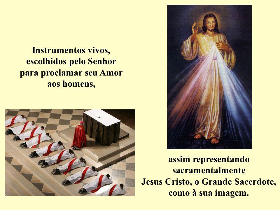 nos acompanham na nossa caminhada espiritual, e nos ajudam a rezar.