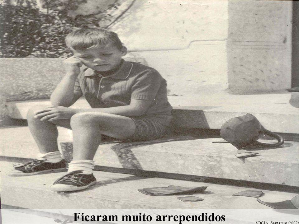 Ficaram muito arrependidos SDCIA, Santarém (2007)