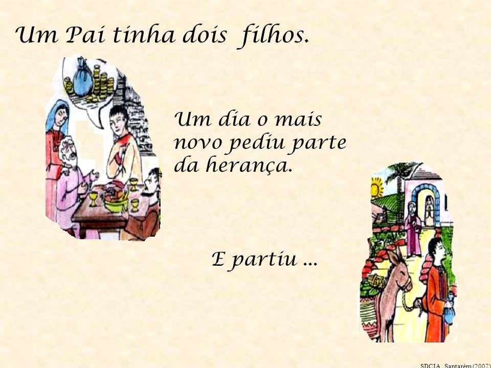 Então cantamos: Graças te damos Senhor De todo o coração Graças te damos Senhor Cantando o teu louvor SDCIA, Santarém (2007)