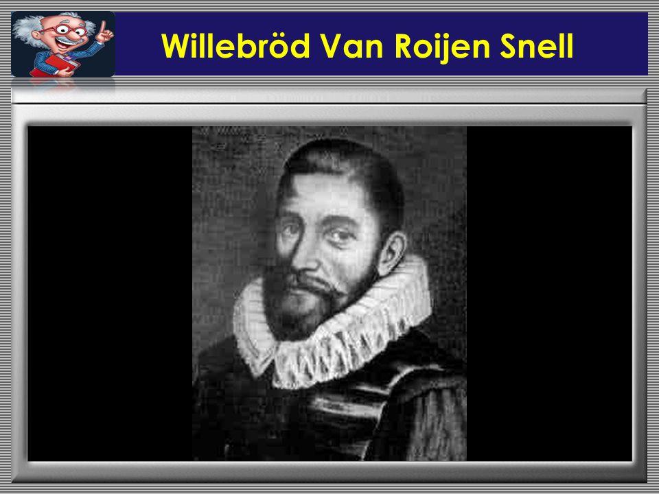 Willebröd Van Roijen Snell