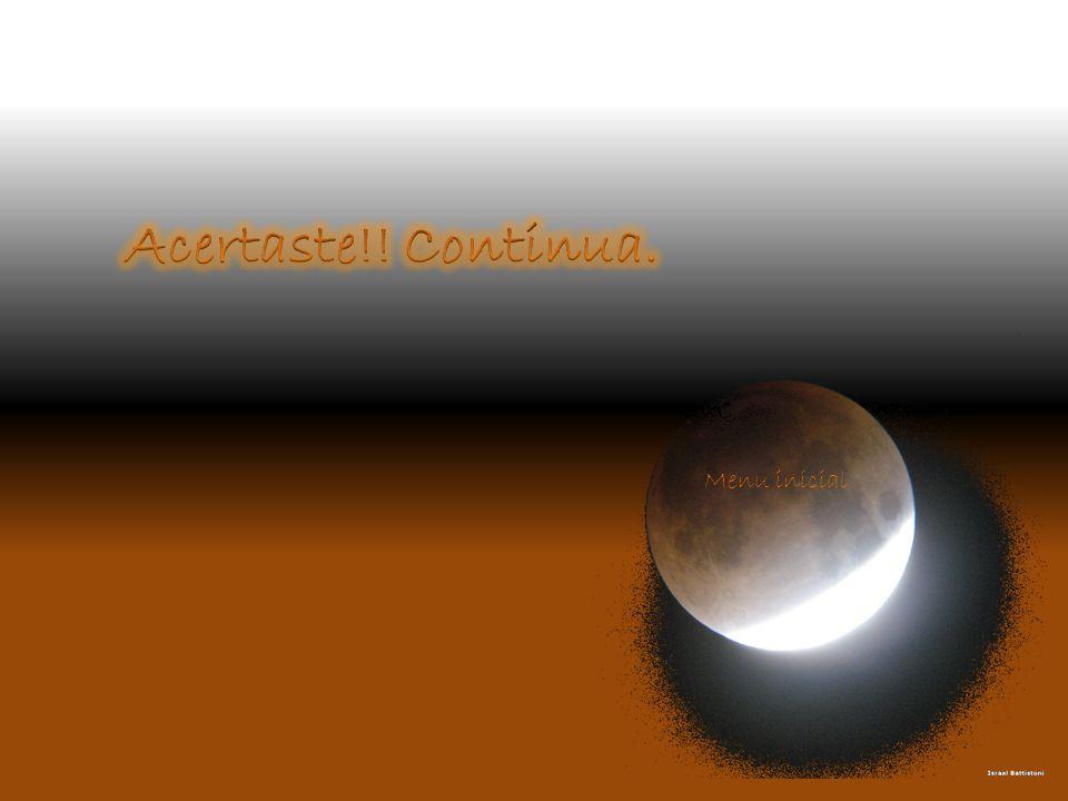 Lua cheia; Lua nova; Lua quarto crescente.