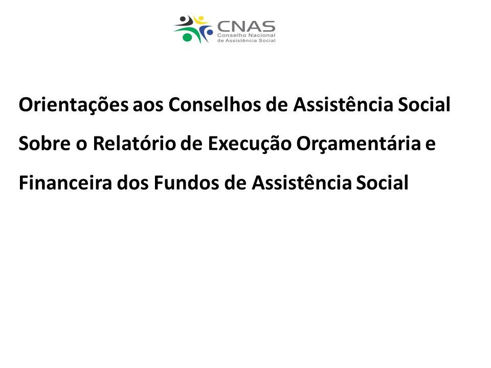 FINANCIAMENTO Condições necessárias para recebimento de recursos do FNAS Art.