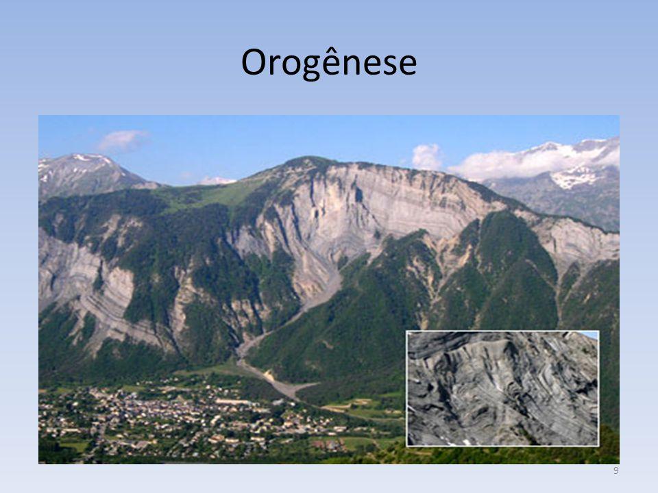 9 Orogênese