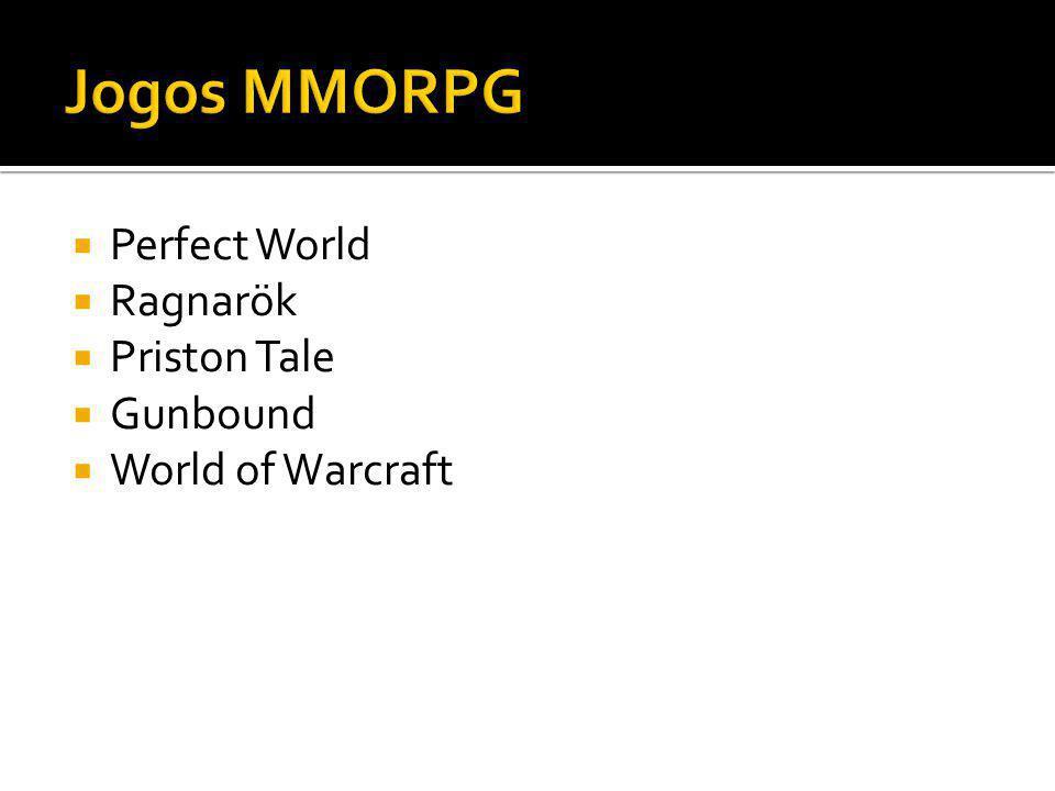 Perfect World Ragnarök Priston Tale Gunbound World of Warcraft