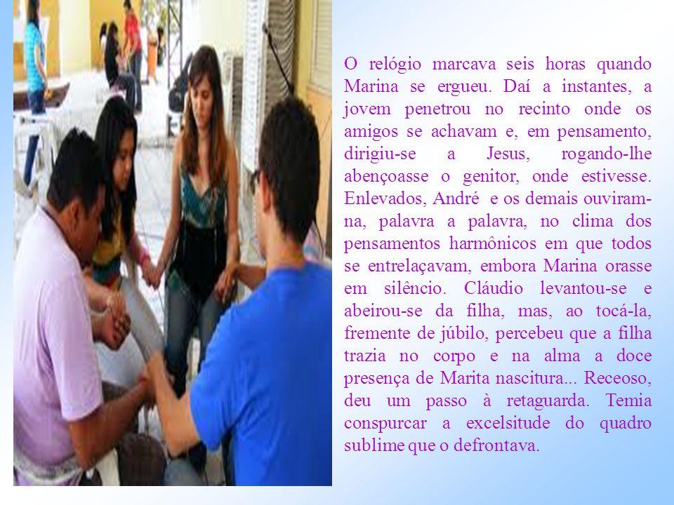 Estava fraco, vacilante, mas queria trabalhar, sair de si mesmo... Ajustaram-se providências. Moreira, que se mantinha ao lado de Marina, ajudá-lo-ia.