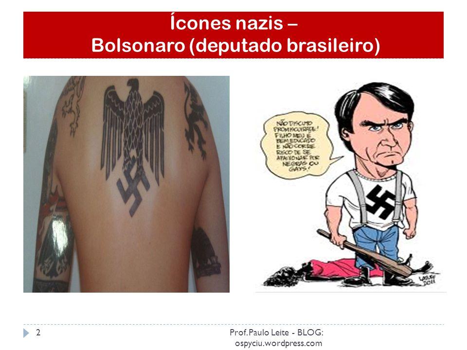 História na Contemporaneidade FIEB – 2012 Prof. Paulo Leite BLOG: ospyciu.wordpress.com 1Prof. Paulo Leite - BLOG: ospyciu.wordpress.com