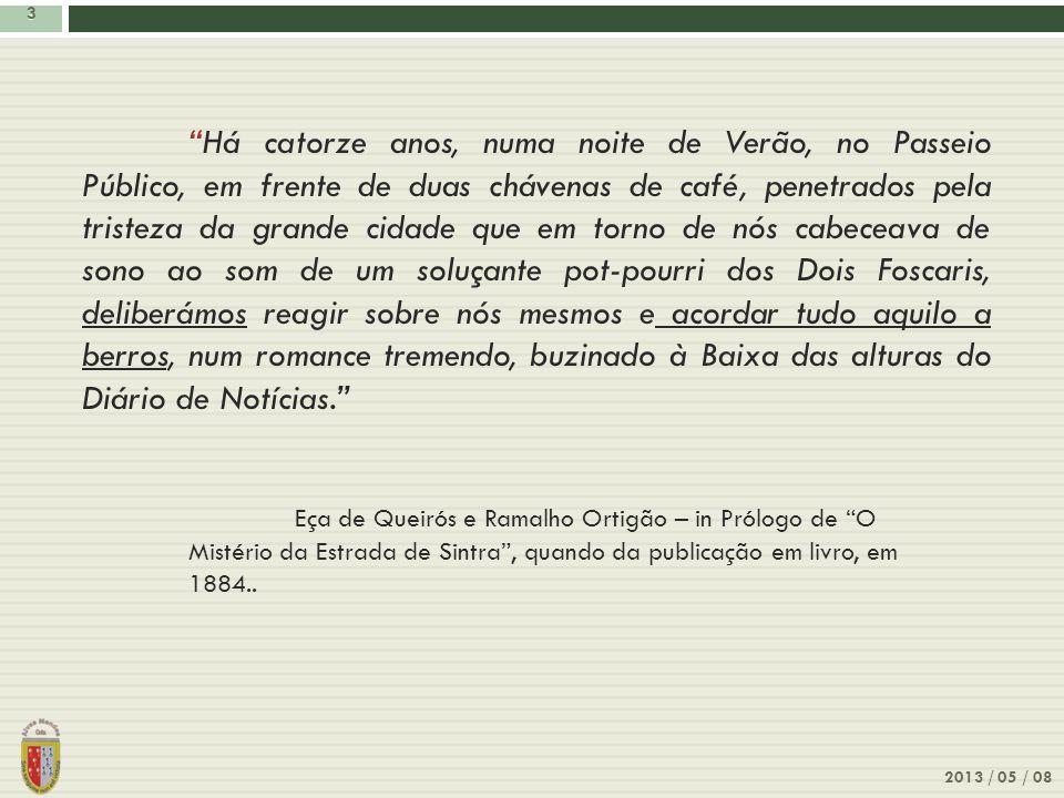 Organização das Conferências do Casino 2013 / 05 / 08 4 Promotor das Conferências Data do início do ciclo de conferências Local da realização Grupo O Cenáculo 22 de Maio de 1871 Casino Lisbonense